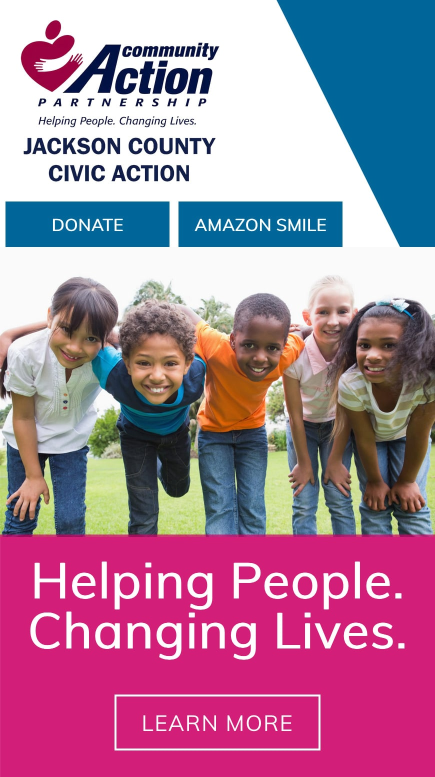 Community Action Partnership Homepage Mobile 1