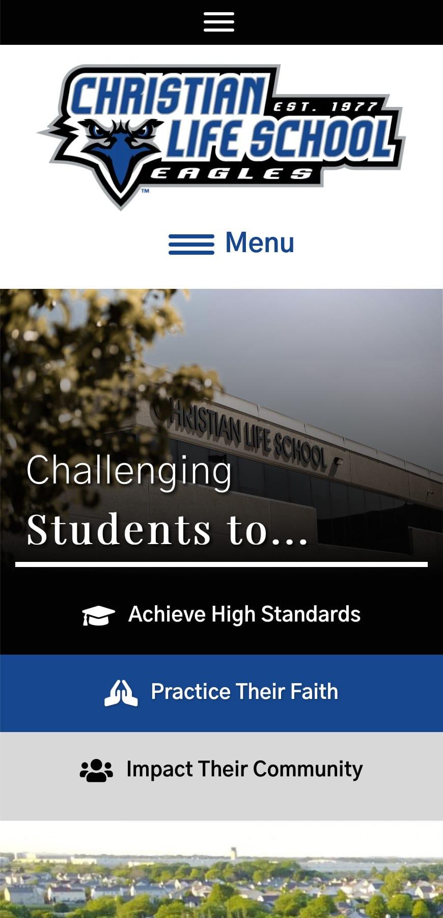 KCLSED Homepage Mobile 1