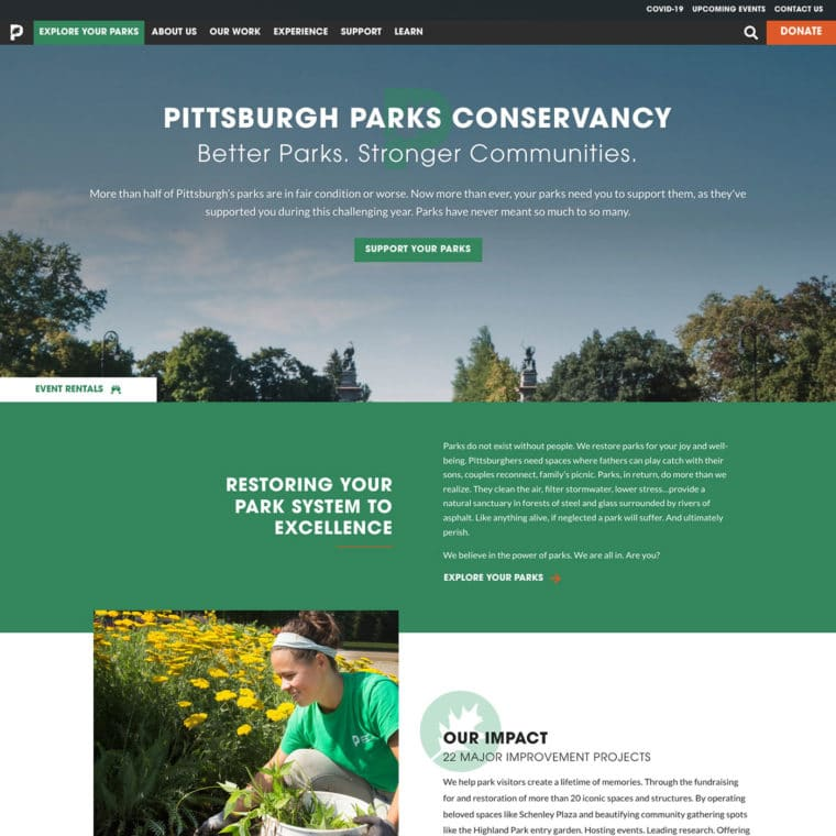 Pittsburghparks Home New