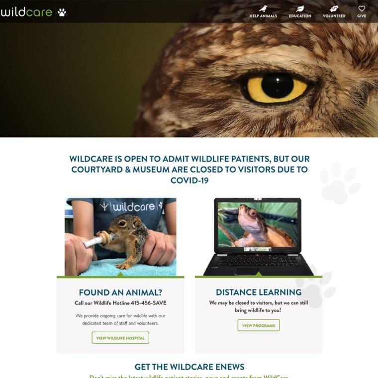 Discoverwildcare Home New