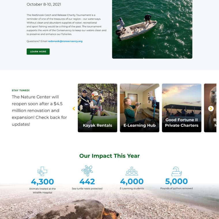 Homepage Conservancy.org