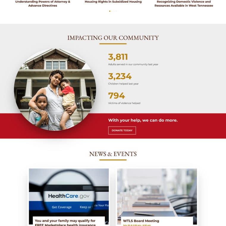 Homepage Wtls.org
